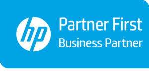 HP - Business Partner - Logo - Partner der IT Fabrik