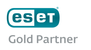 ESET – Gold Partner - Logo - Partner der IT Fabrik