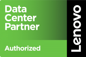 Lenovo - Data Center Partner - Logo - Partner der IT Fabrik
