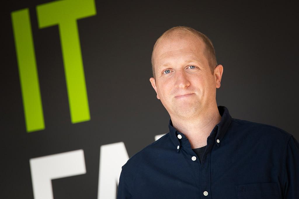 Sven Lübken - Mitarbeiter der IT Fabrik Systemhaus GmbH & Co. KG